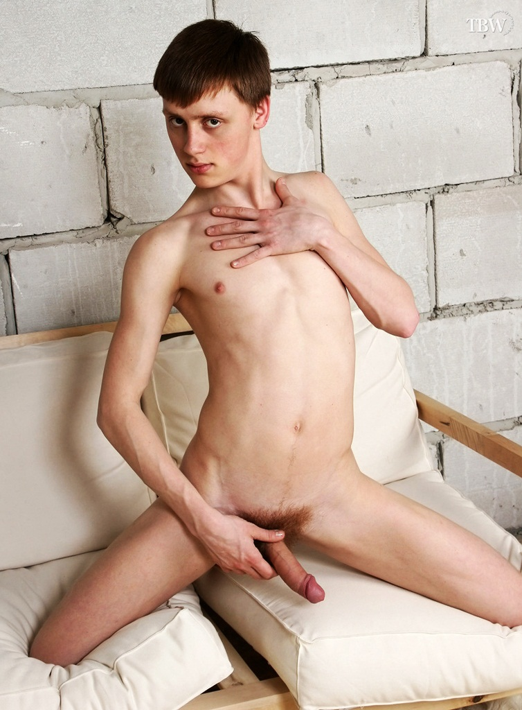 Young gay twink boy legs up cameron 1